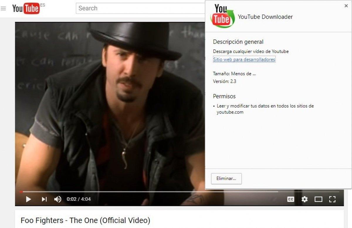 Cómo descargar vídeos de YouTube con Google Chrome