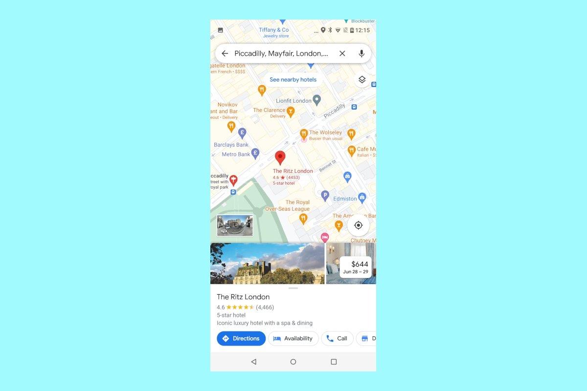 Para qué sirve Google Maps