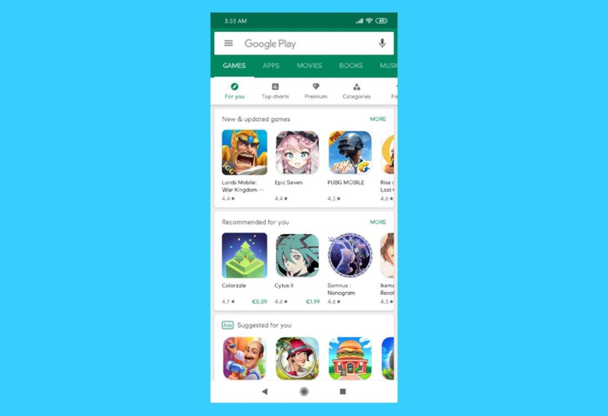 O que é o Google Play e para que serve