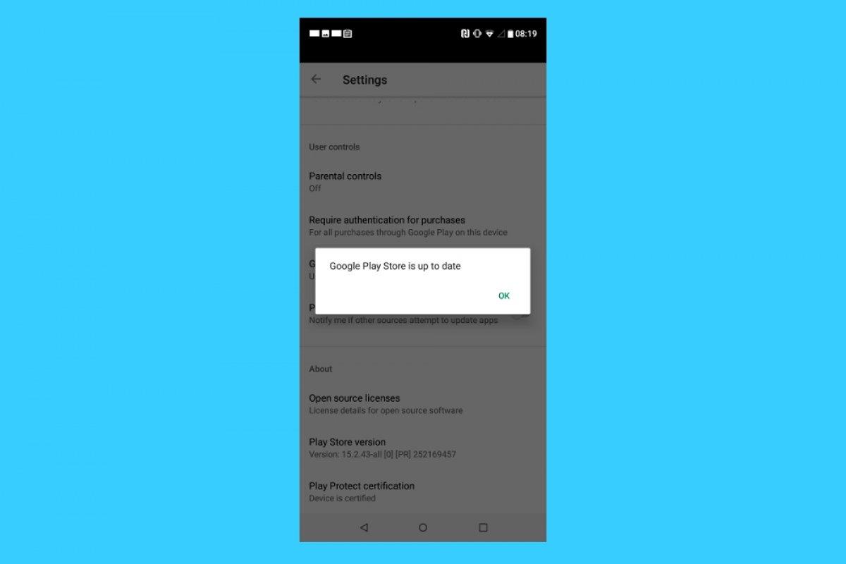 Como atualizar o Google Play Store