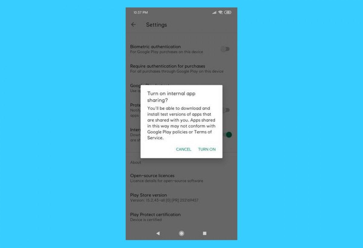 Qué son las opciones de desarrollador de Google Play y para qué sirven