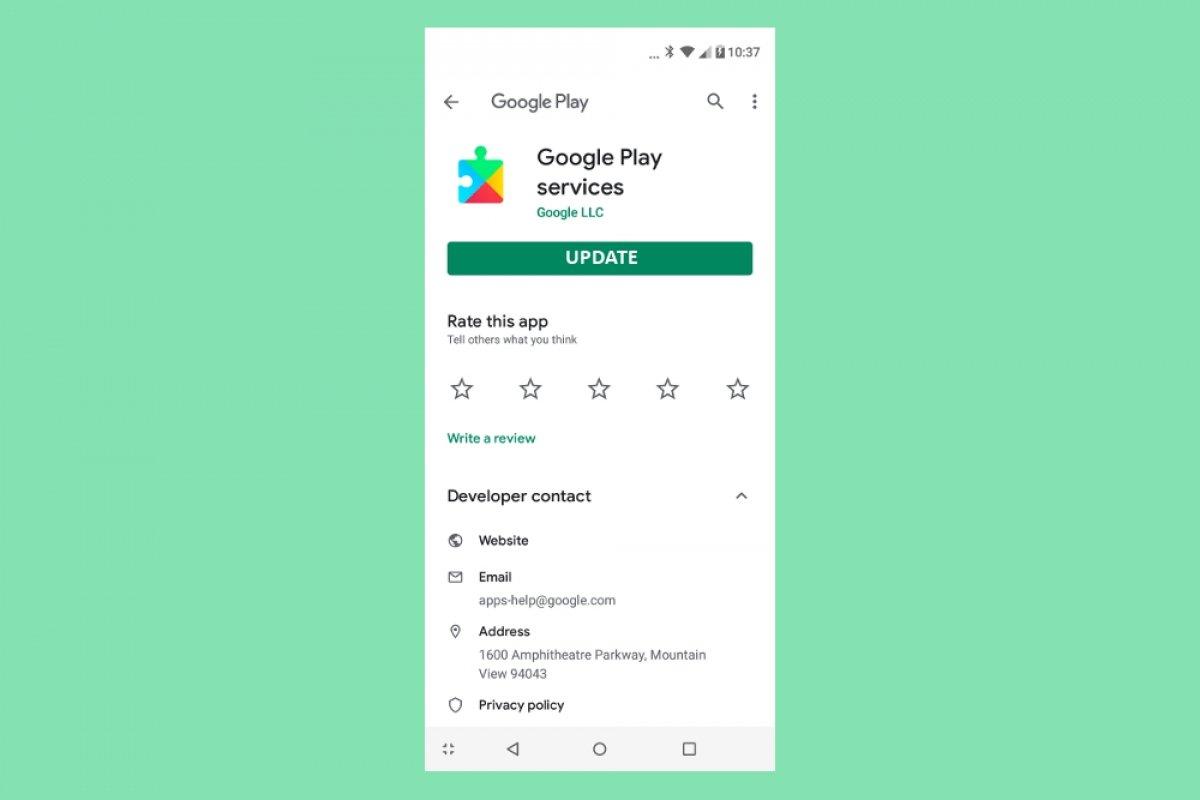 So aktualisieren Sie die Google Play- Dienste