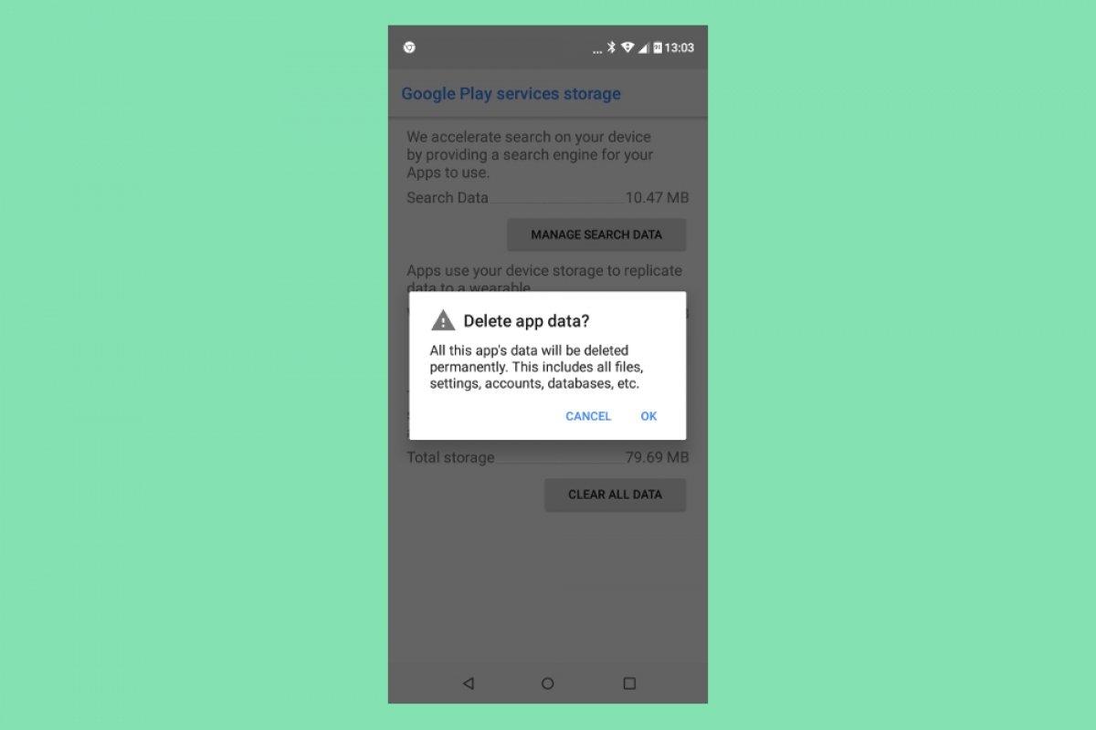 Was tun, wenn die Google Play-Dienste nicht laufen