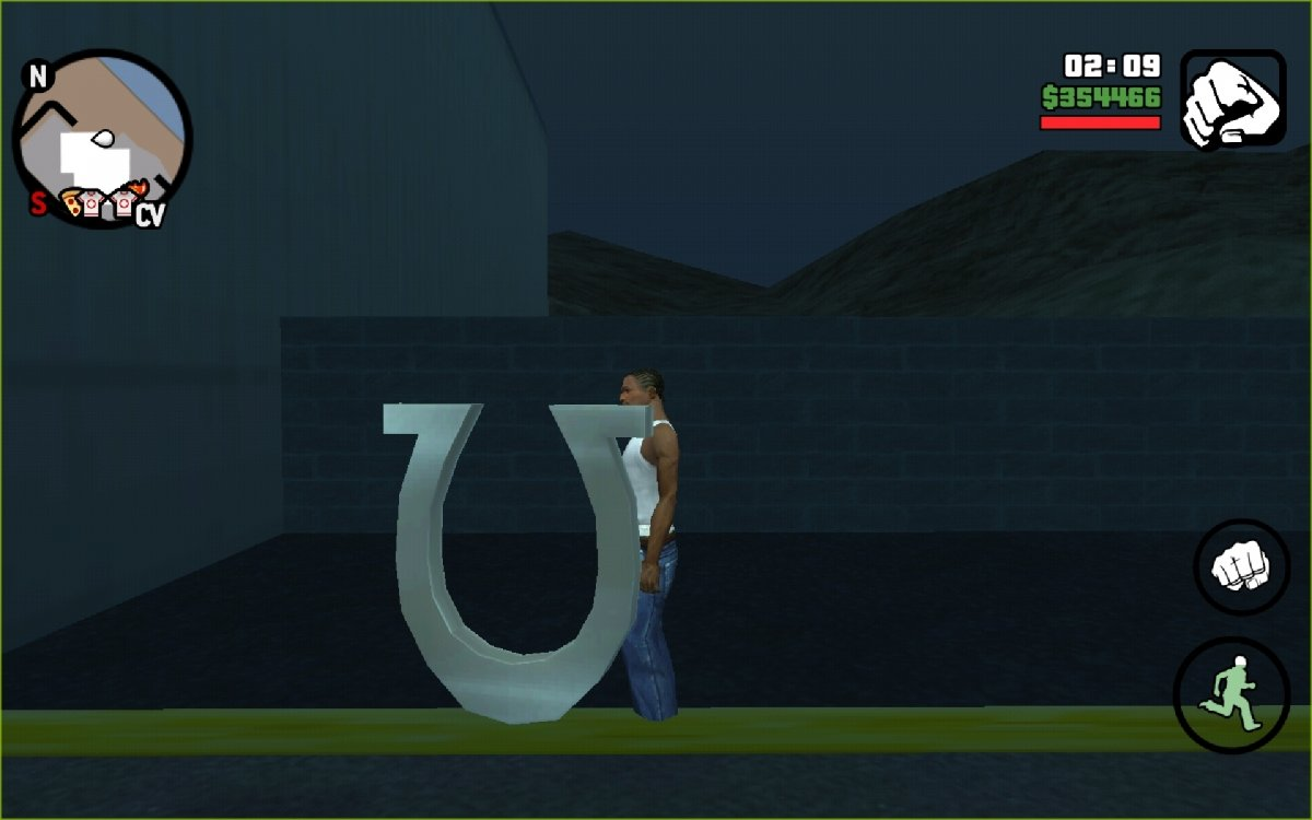 GTA San Andreas horseshoes: where to find all 50?