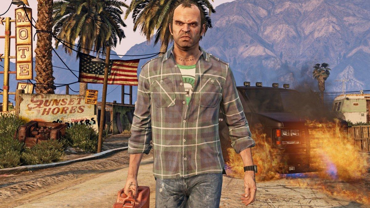 Qué es el GTA 5 (Grand Theft Auto V)