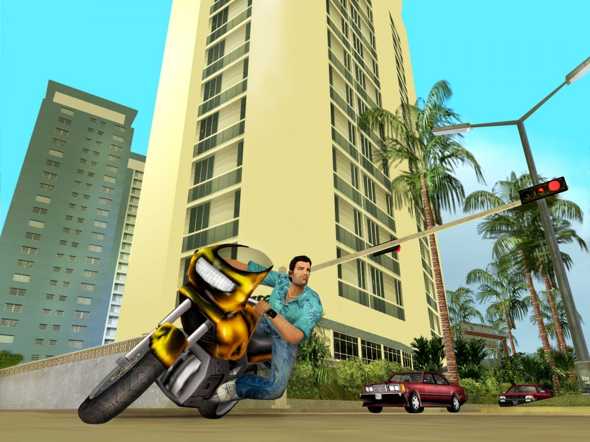 How GTA Vice City works on PC