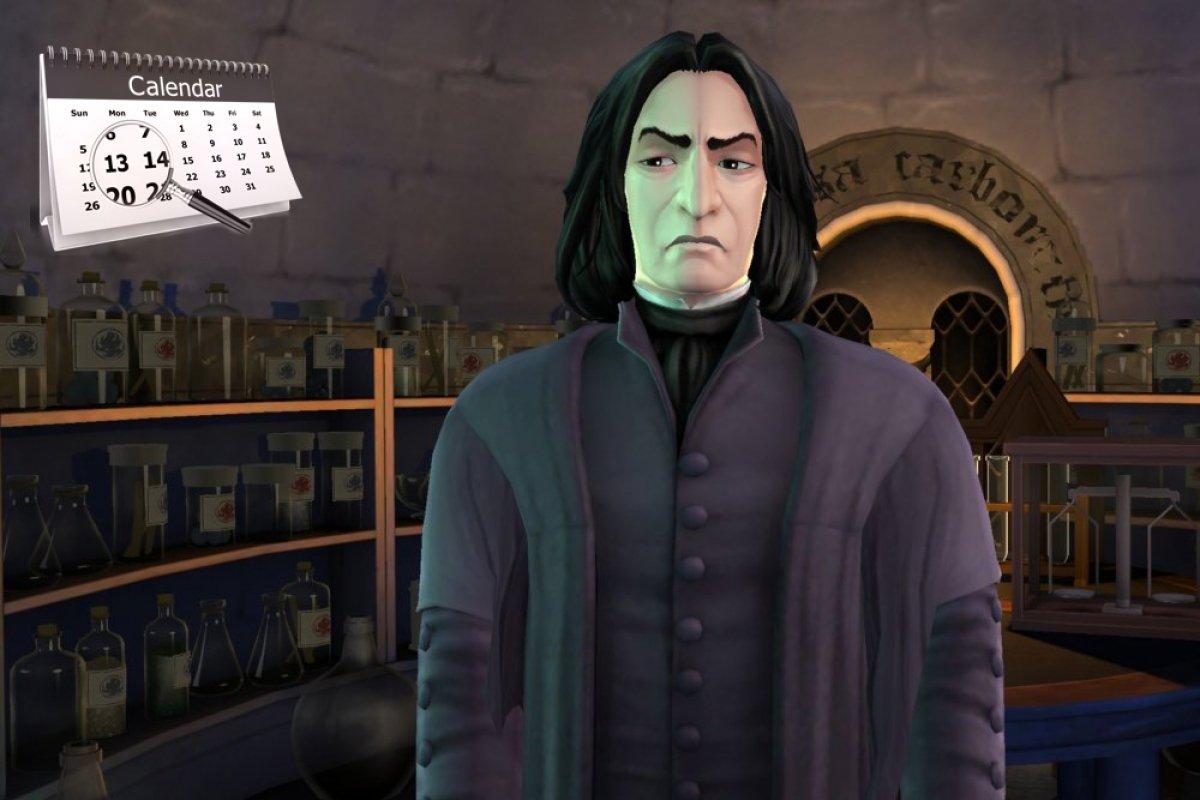 Quelle est la date de sorte d'Harry Potter Hogwarts Mystery