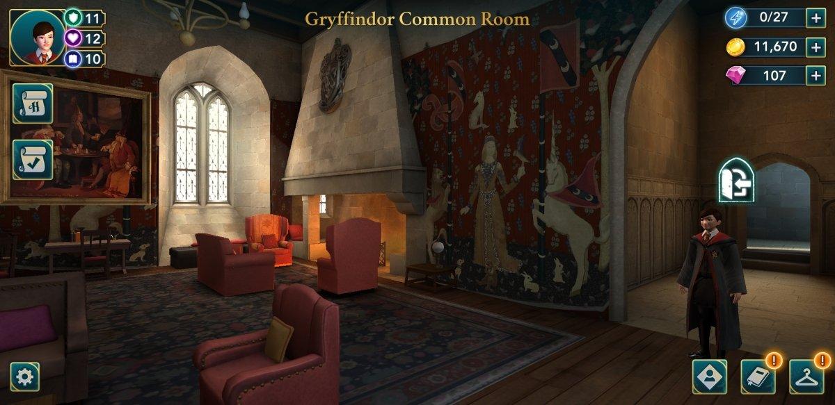 Requisitos de sistema de Harry Potter Hogwarts Mystery en Android