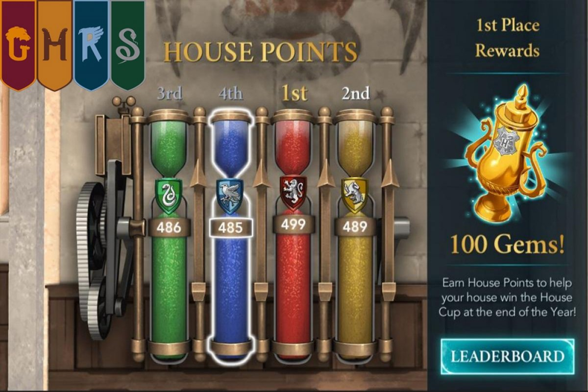 How to win the House Cup in Harry Potter Hogwarts Mystery