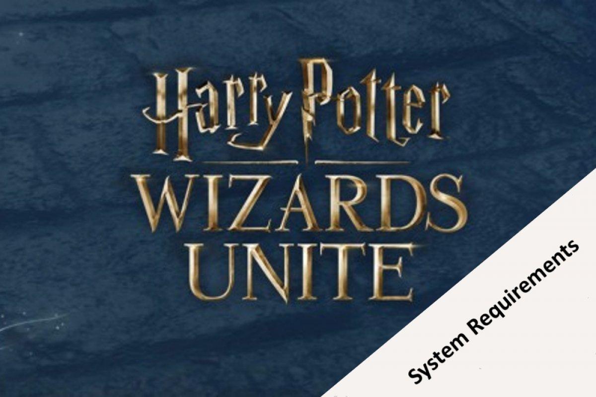 Requisitos mínimos de sistema de Harry Potter Wizards Unite