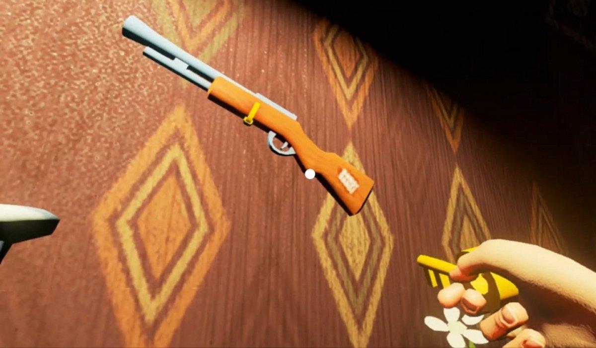 Cómo conseguir la escopeta en Hello Neighbor