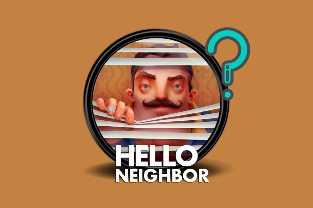 Qué es Hello Neighbor