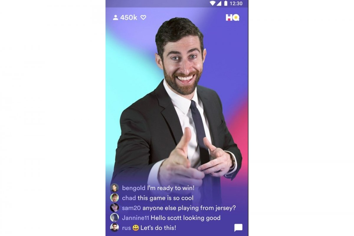 How to use HQ Trivia