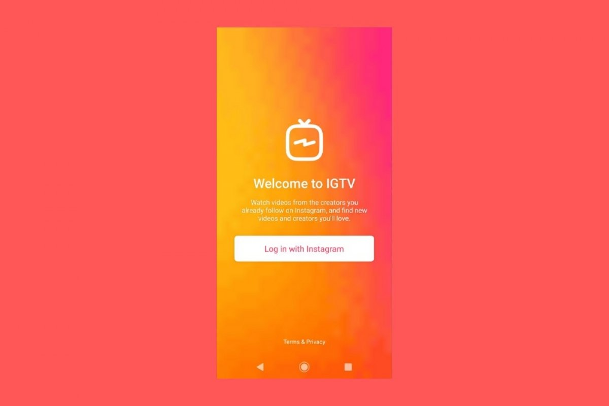 How to create your own IGTV channel