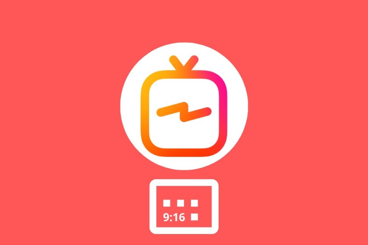 Quels formats d'image supporte IGTV
