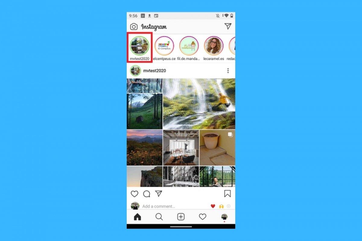 Cómo saber si estás en la lista de mejores amigos de alguien en Instagram