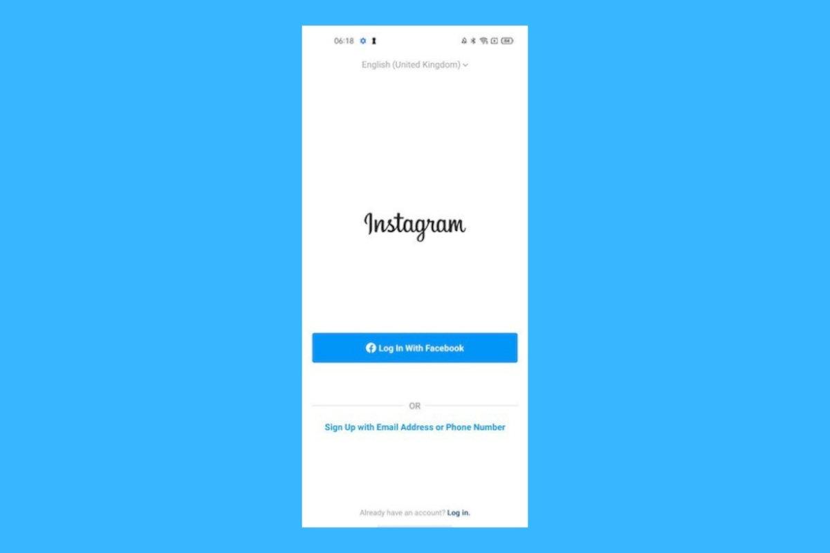 Instagramのアカウントを作成する方法