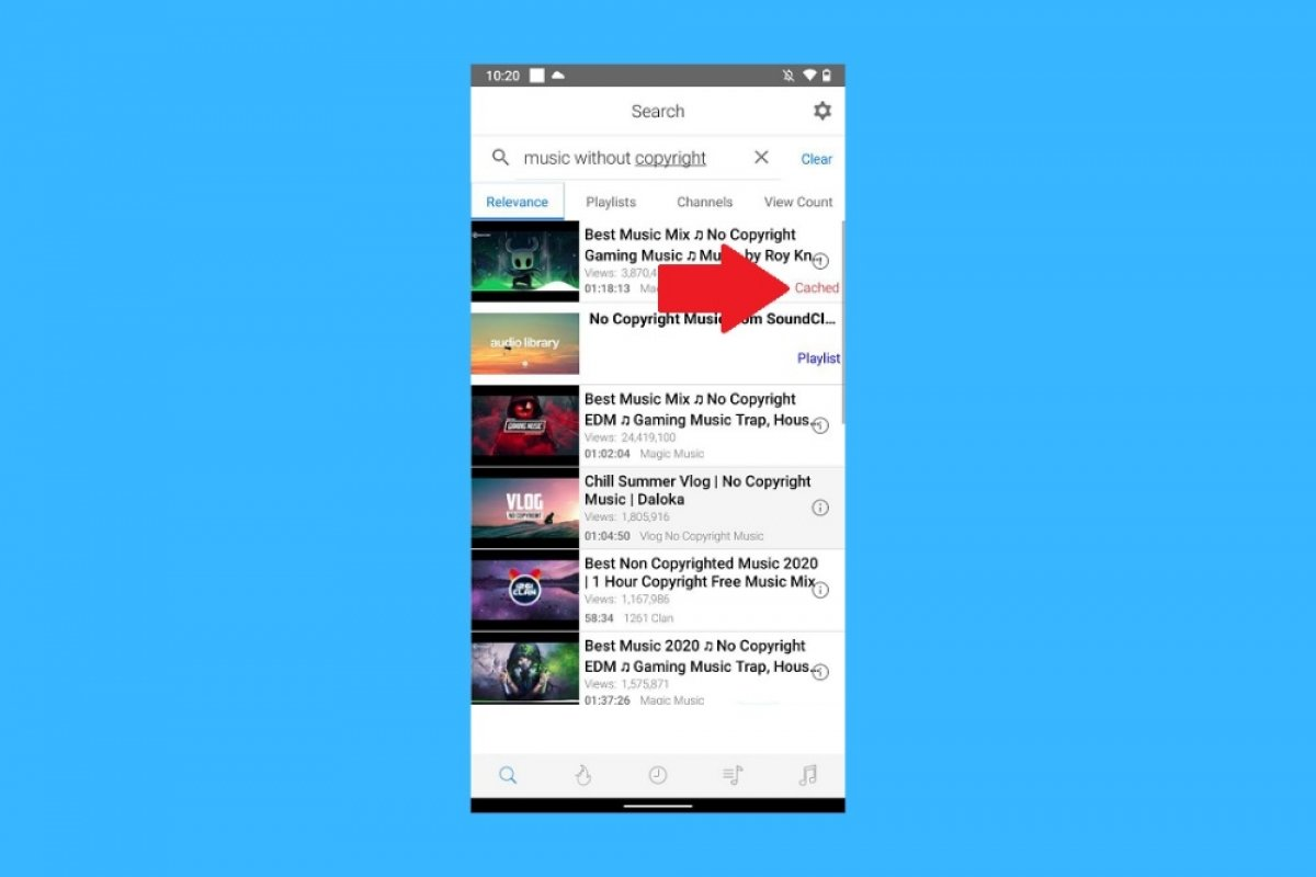 How to watch videos offline with iTube