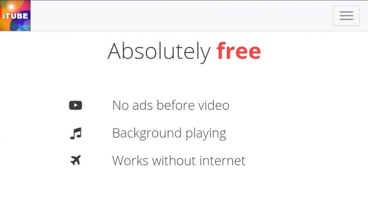 ¿Es iTube gratis?