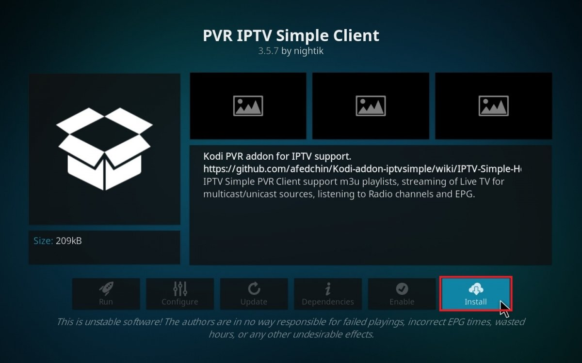 How to install add-ons on Kodi for PC