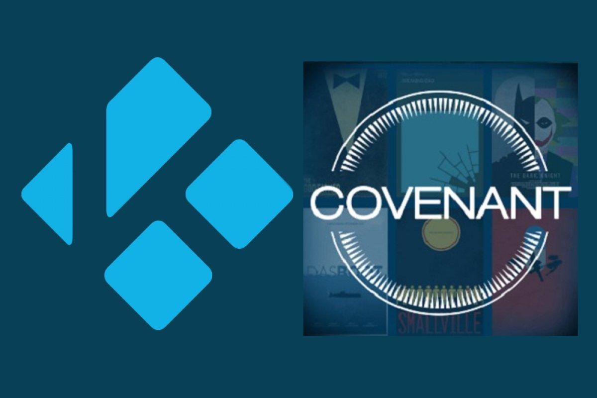 Como instalar Covenant no Kodi