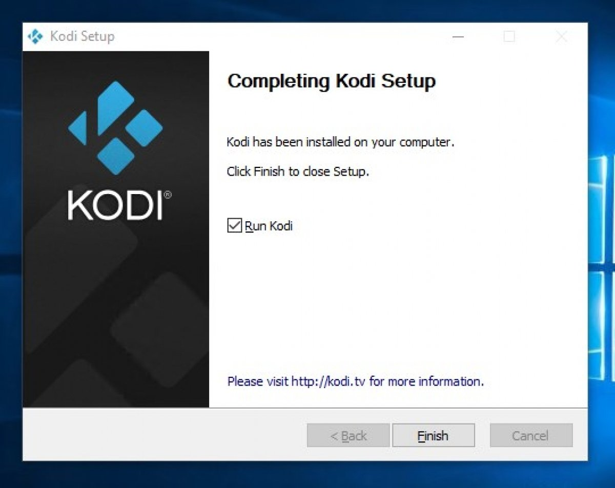 Comment installer Kodi sur un PC