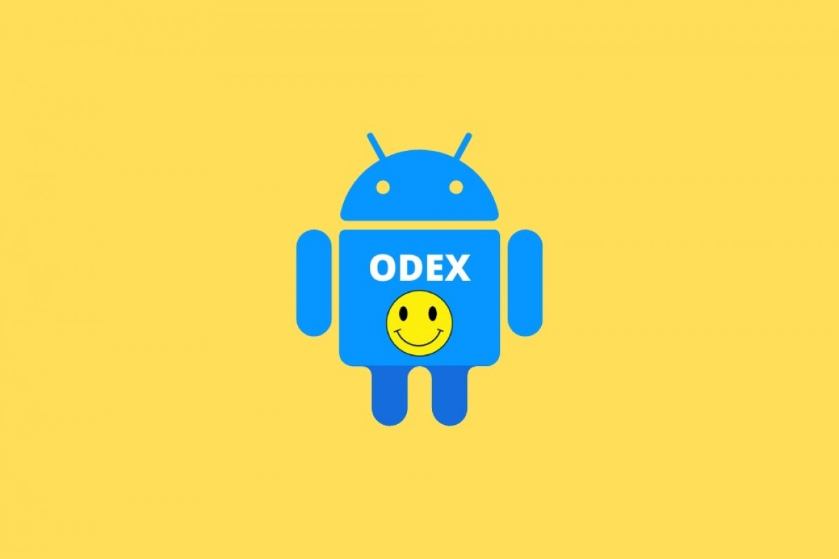 What's the meaning of ODEX in Lucky Patcher