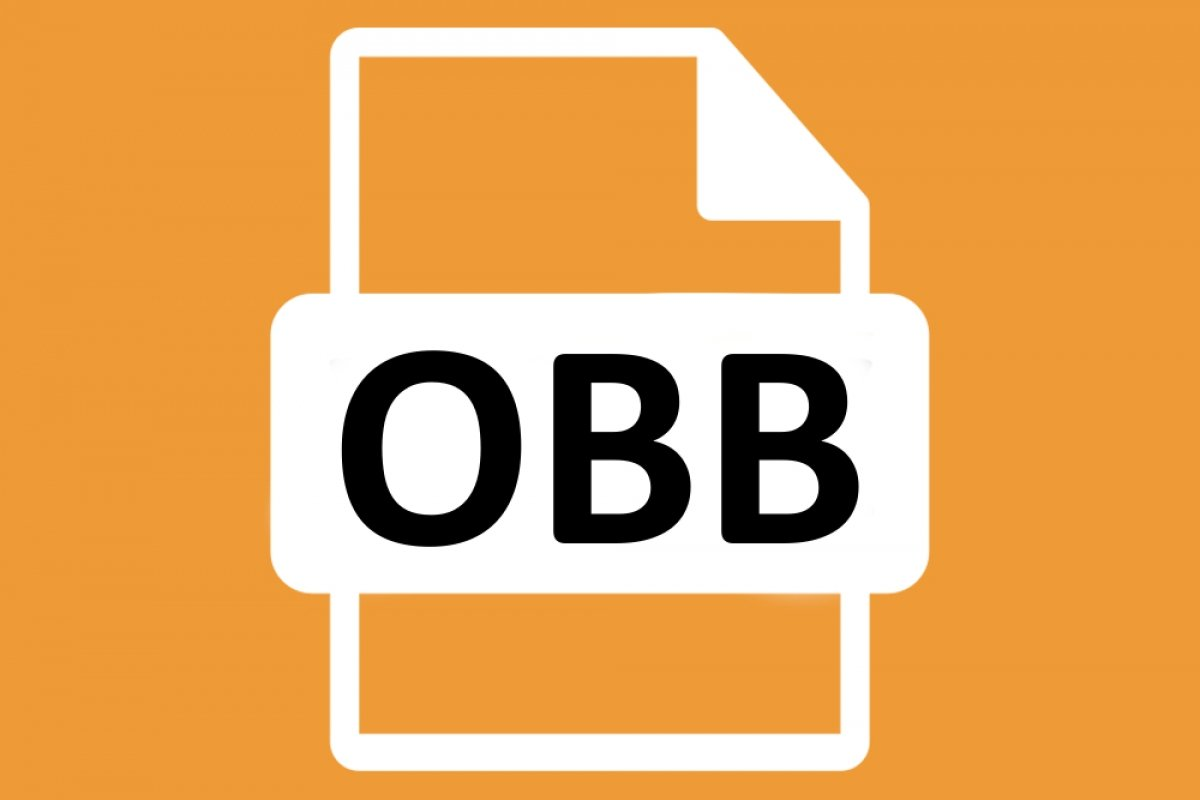 What are additional OBB files and what are they for