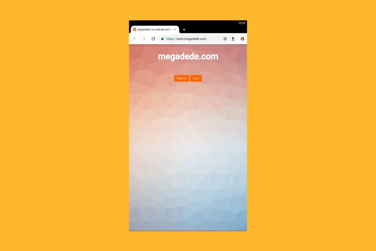 Cómo crear una cuenta de Megadede