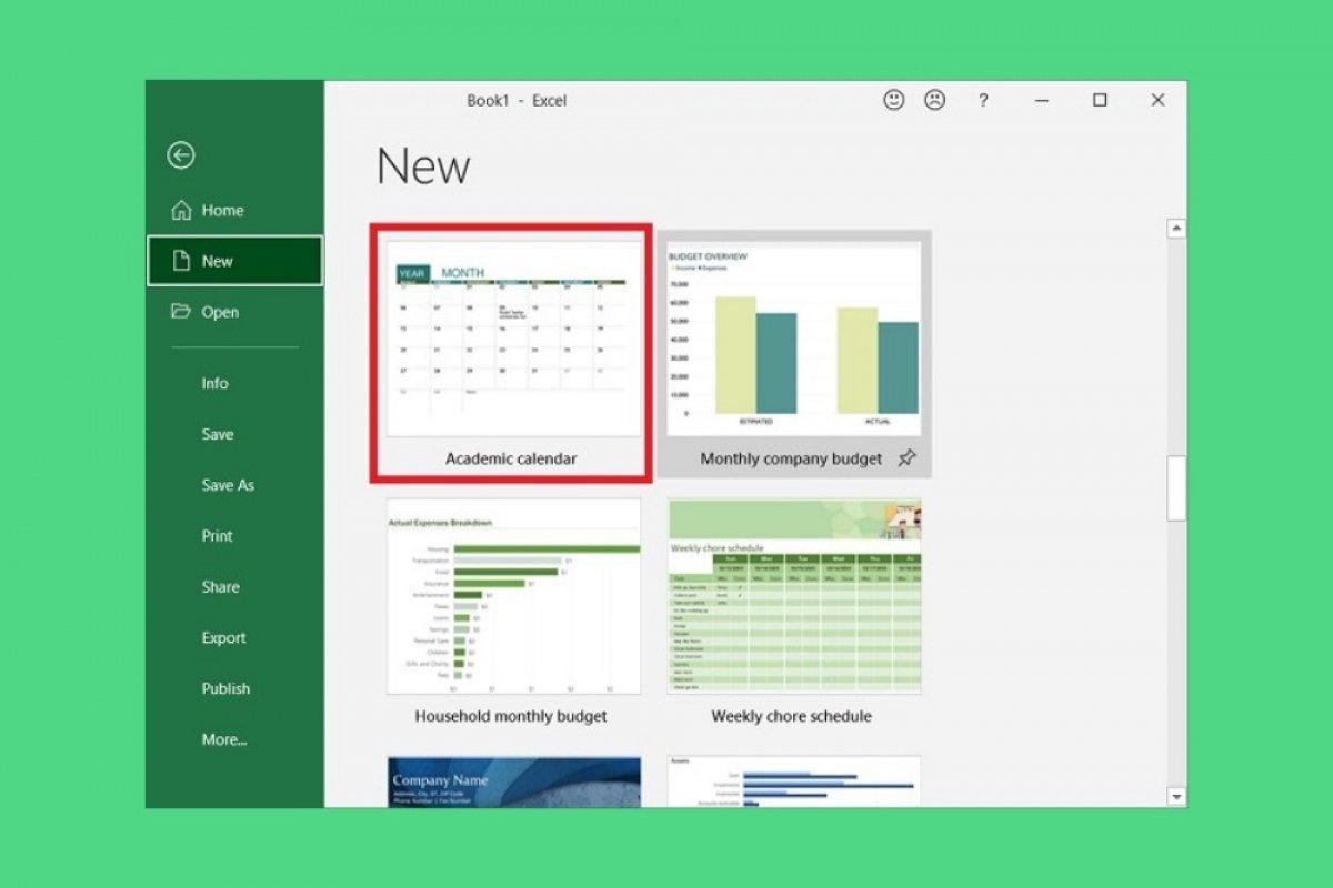 Qué son las plantillas de Excel