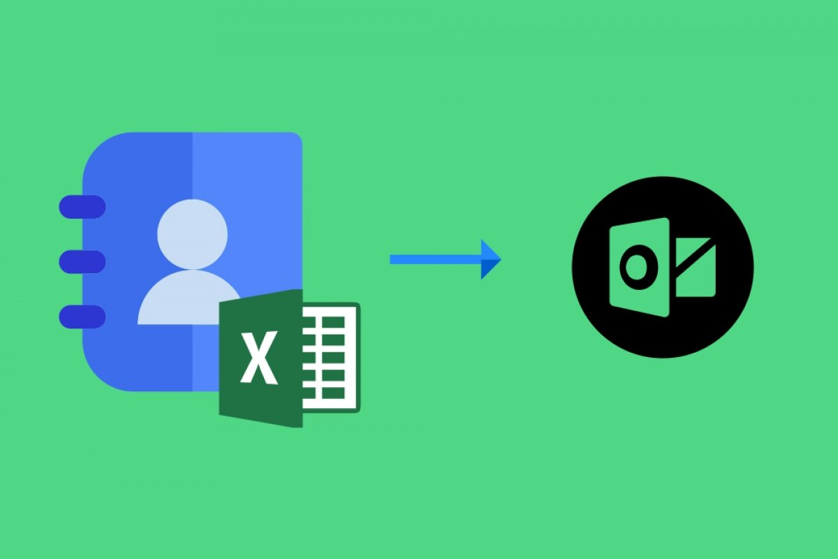 Cómo importar contactos de un fichero de Excel a Outlook