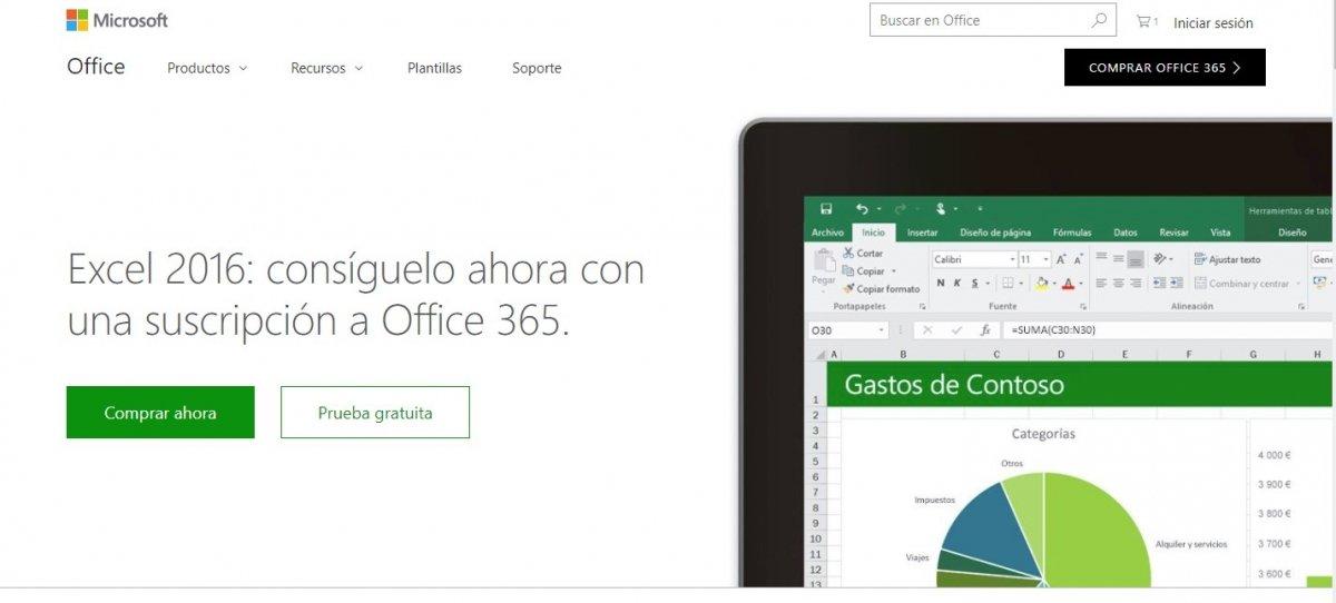 Cómo descargar Excel
