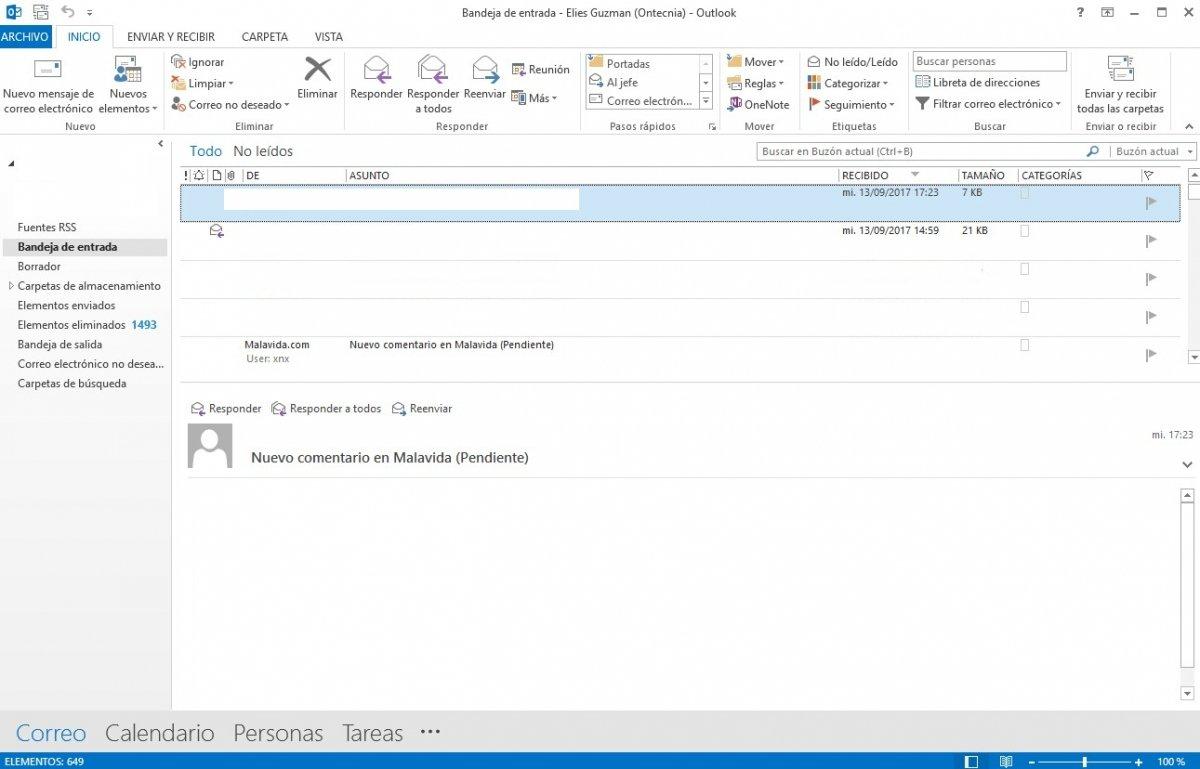 Cómo usar Microsoft Outlook