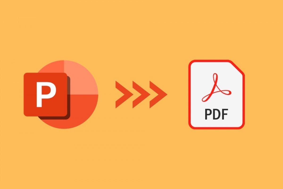 Cómo pasar un PowerPoint a PDF (Cómo convertir)