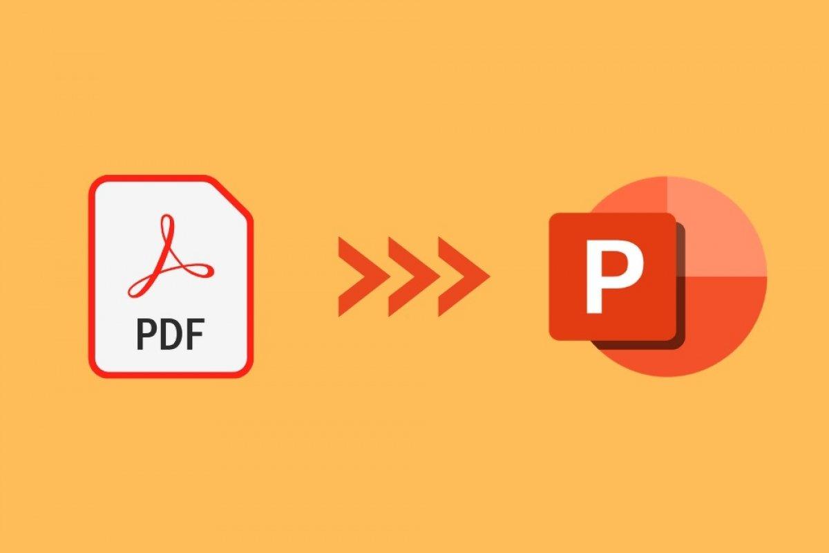 Cómo pasar un PDF a PowerPoint (Cómo convertir)