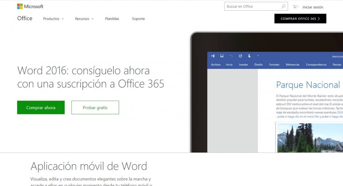 ¿Es Microsoft Word gratis?
