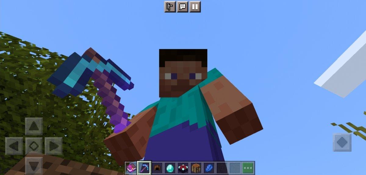 Cómo funciona la maldición de desaparición en Minecraft