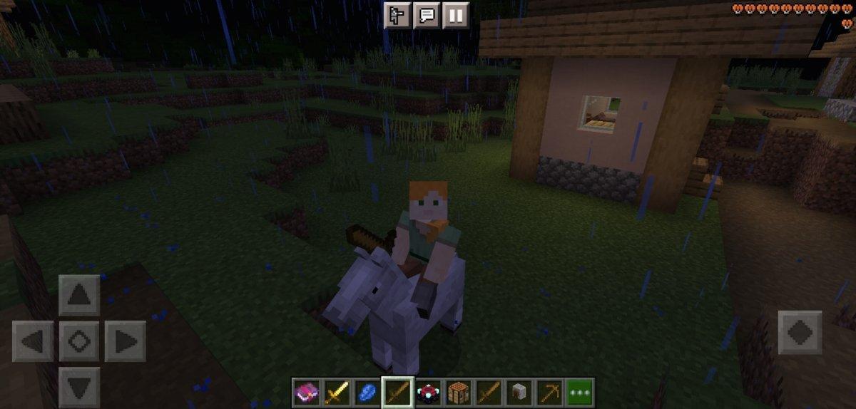 Cómo domesticar caballos en Minecraft