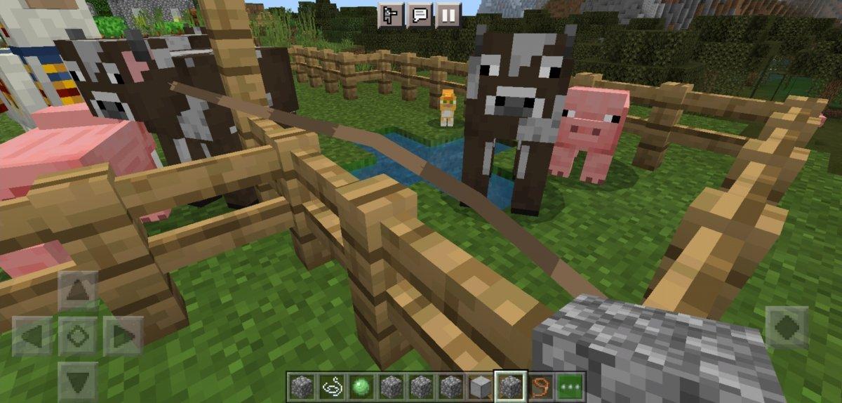 Como fazer uma corda ou um laço no Minecraft