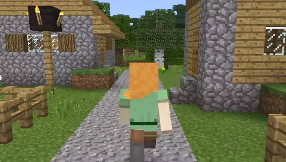 Cómo funciona Minecraft