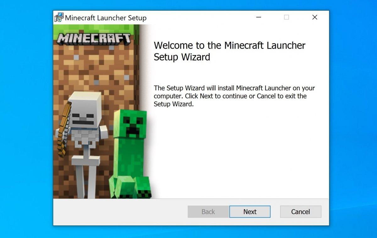 Comment installer Minecraft