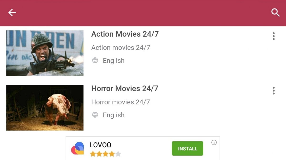 How to watch movies and series on Mobdro