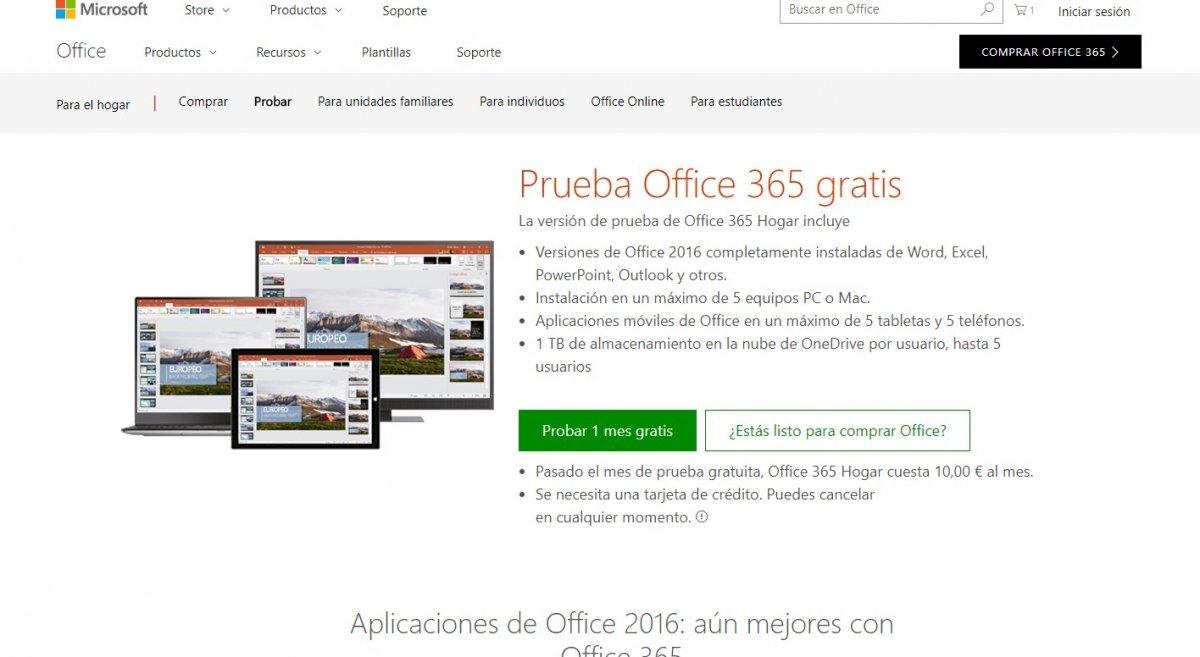 Cómo instalar Office
