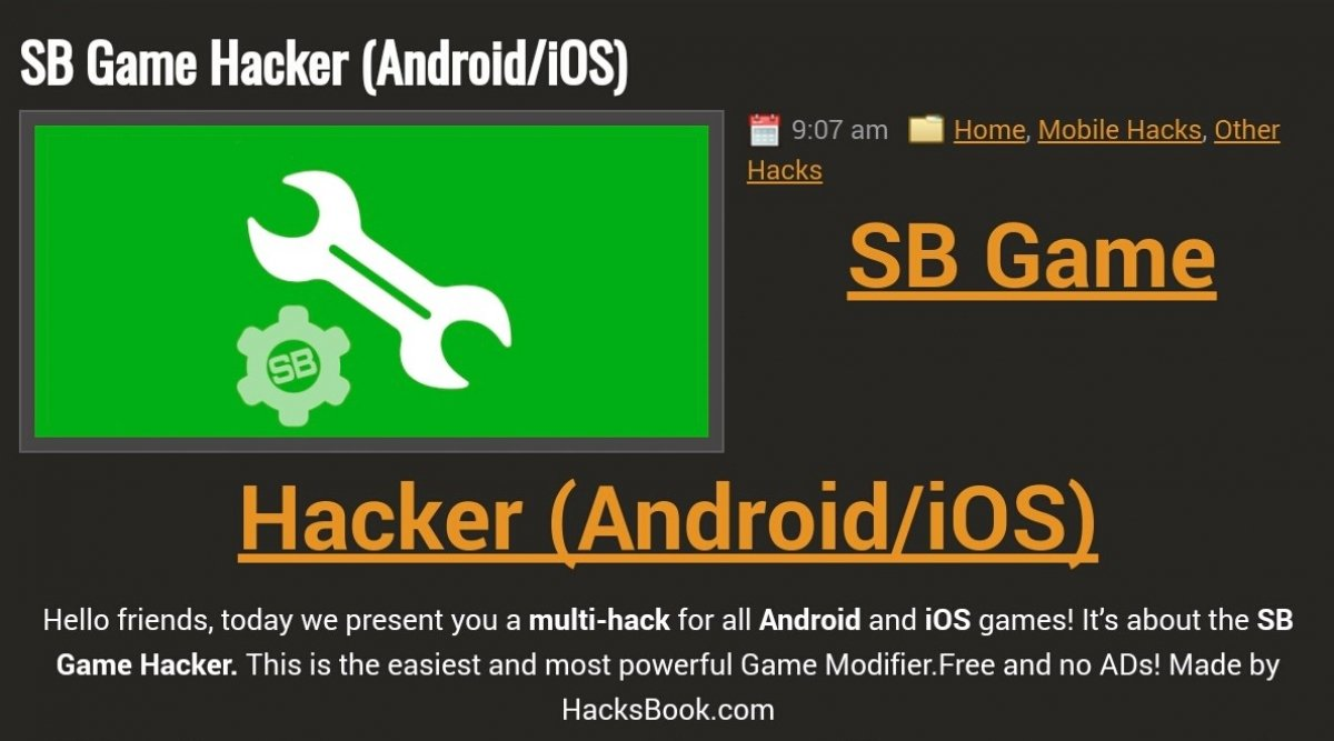 hack games with root browser