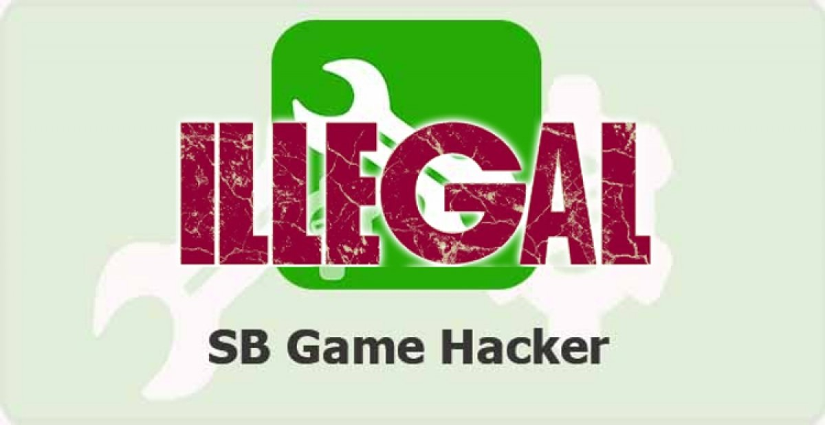 Is SB Game Hacker legal?