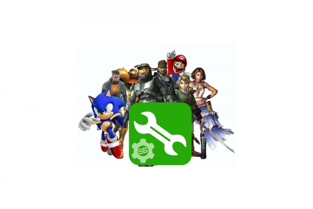 Quels jeux sont compatibles avec SB Game Hacker