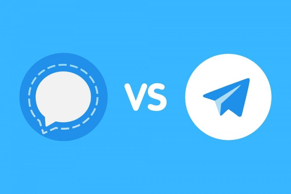 Signal ou Telegram : différences et comparaison
