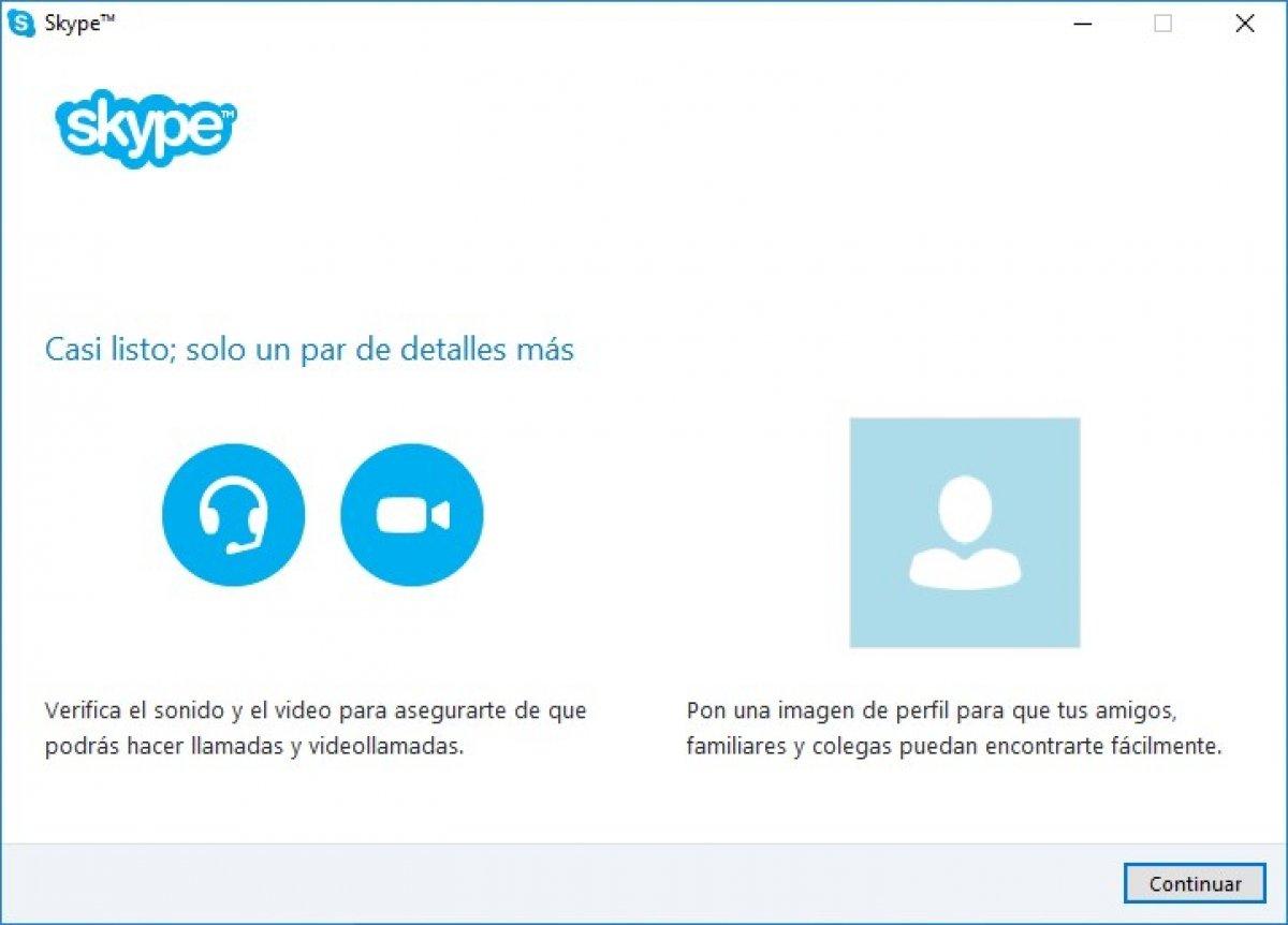 Cómo configurar Skype