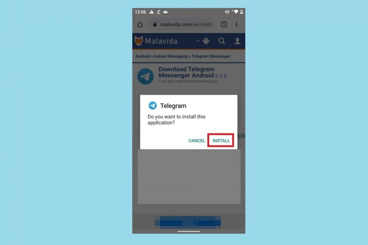 Cómo instalar y desinstalar Telegram