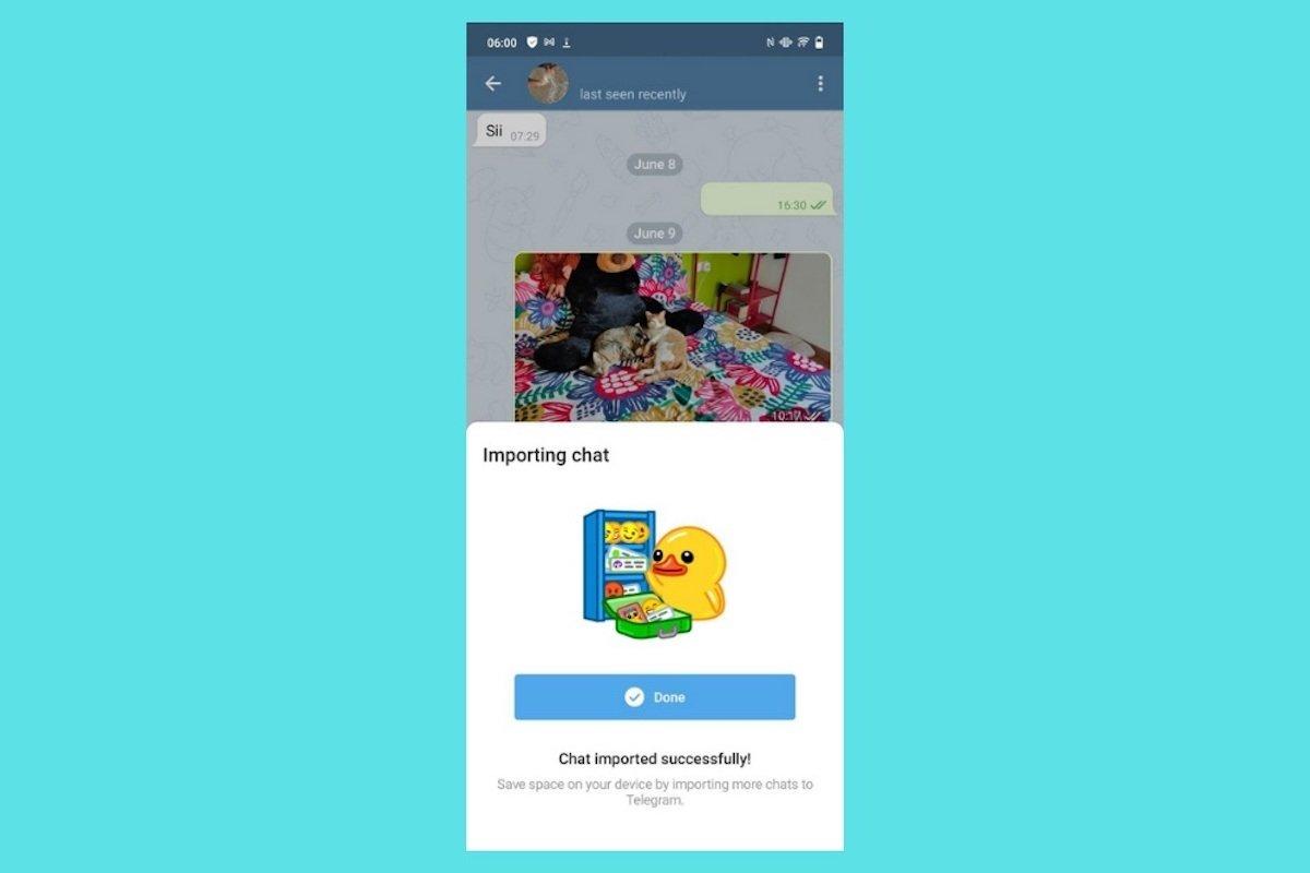 Comment importer les discussions de WhatsApp vers Telegram sous Android ?